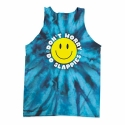 Regata Girl Skateboards Don't Worry Tie Dye - Azul