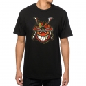 Camiseta Spitfire Warrior Big Head - Preta