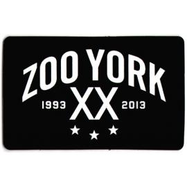 Adesivo Zoo York 1993/2013 (7,5cm x 4,5cm)