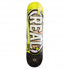 Shape Real Skateboards Knock Out 7.56