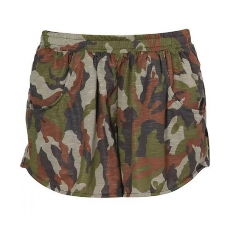 Shorts Vans Camuflado