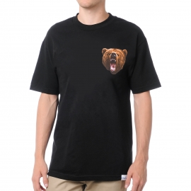 Camiseta Grizzly Yosemite - Preto