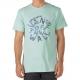 Camiseta Vans Claymati - Verde