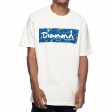 Camiseta Diamond Low Life - Azul