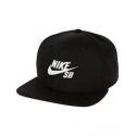 Boné Nike SB Snapback Icon Pro - Preto