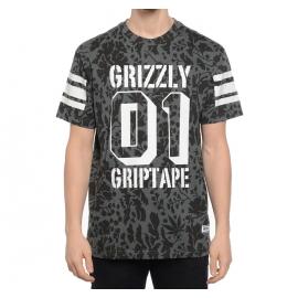 Camiseta Grizzly Springfield - Preto