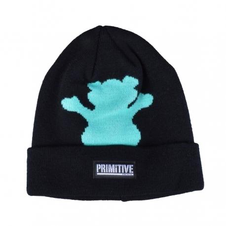 Touca Primitive x Grizzly - Preta