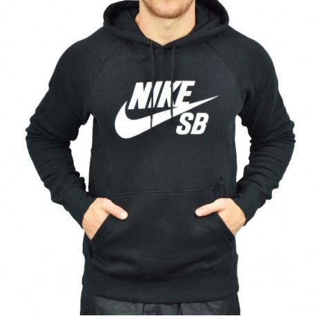 Moletom Nike Sb Icon - Preto