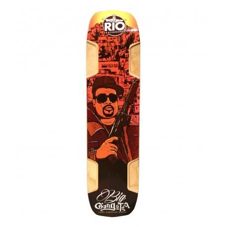 Shape Rio Skateboards Big Gangsta 38'