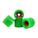 Roda Nersh Candy 70mm 80a - Verde