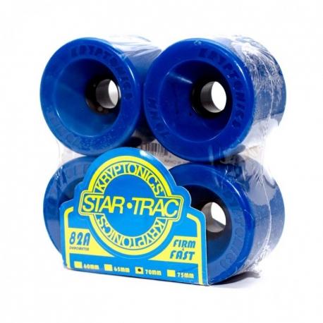 Roda Kriptonics Star Trac 82a 75mm - Azul