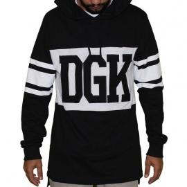 Camiseta DGK Manga longa Arena Preta