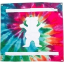 Bandeira Grizzly Griptape Tie Dye