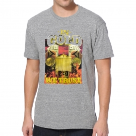 Camiseta Gold Mix - Mescla