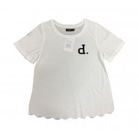 Camiseta Diamond Nuvem - Branca