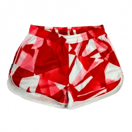 Shorts Diamond Feminino Simplicity - Vermelho