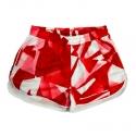 Shorts Diamond Simplicity - Vermelho