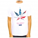 Camiseta DGK Pursuit of Hapiness - Branca