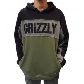 Moletom Grizzly Canguru Military Range