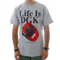 Camiseta DGK Life is DGK - Cinza