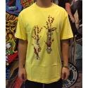 Camiseta Diamond Blossom Yellow