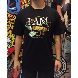Camiseta DGK I'M Black