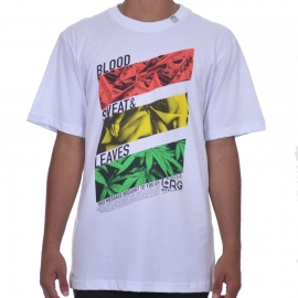 Camiseta LRG Blood SW - Branca