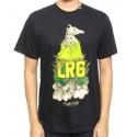 Camiseta LRG Breathe Life - Preto