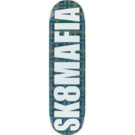 Shape Sk8 Máfia Plaid Blue 8,25