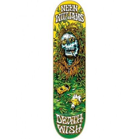 Shape DeathWish Buried Alive Neen Williams 7,75