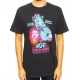 Camiseta LRG Nigh Of Lifted Heads - Grafite