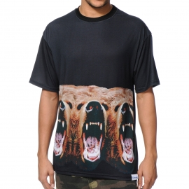 Camiseta Grizzly Yosemitrip - Preto
