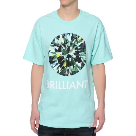 Camiseta Diamond Brilliant - Verde