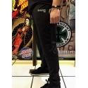 Calça Moletom Jogger Starter Compton Black