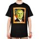 Camiseta Skate Mental George Kush - Preto