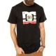 Camiseta DC Shoes Cali Athete - Preto