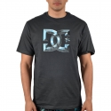 Camiseta DC Shoes Chromo - Preta