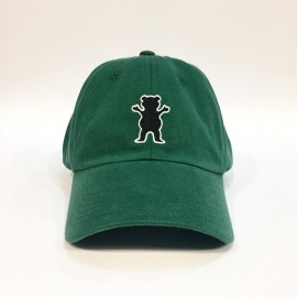 Boné Grizzly Patch Dad Hat Military