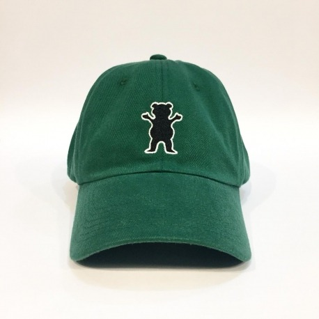 Boné Grizzly Patch Dad Hat Blue