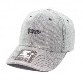 Boné Reverse Dad Hat Chumbo Starter
