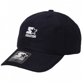 Boné Starter Solid 1 Dad Cap Black