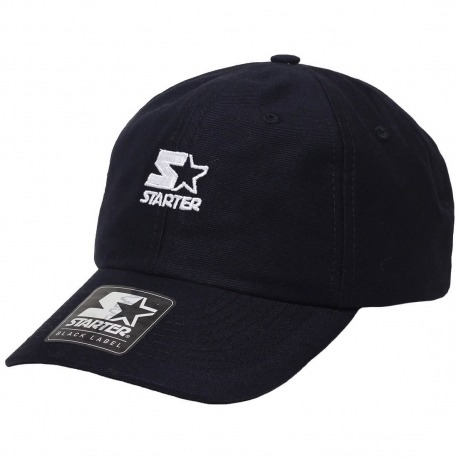 Boné Solid 1 Dad Cap Black Starter