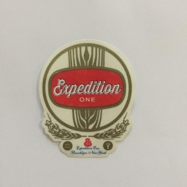 Adesivo Expedition Brooklyn (9,5cm x 7,5cm)