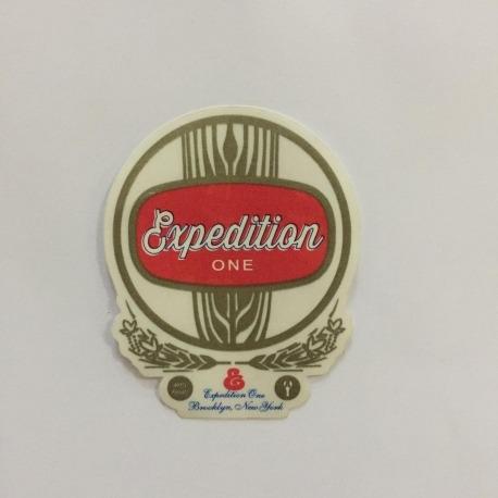 Adesivo Expedition Brooklyn (9,5cm x 7,5cm)