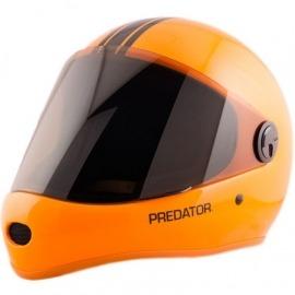 Capacete Predator DH6 Vermelho