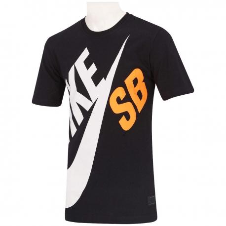 Camiseta Nike SB DF Big - Preta