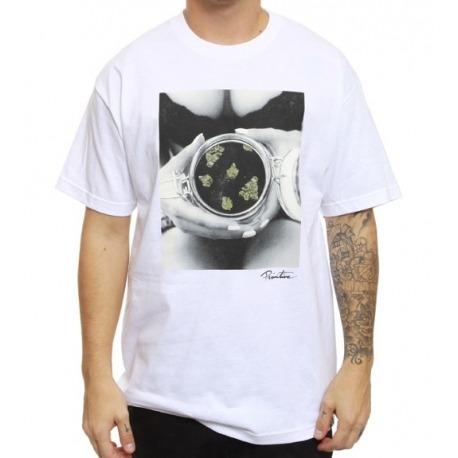 Camiseta Primitive OG Space - Verde