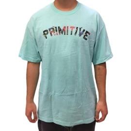 Camiseta Primitive Organic Verde Água