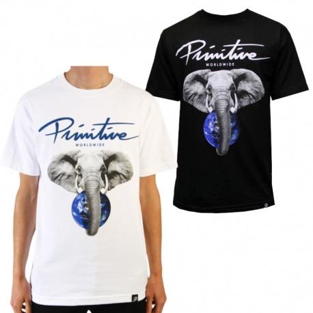 Camiseta Primitive Safari - Preta