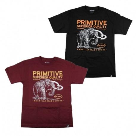 Camiseta Primitive Superior - Vinho
